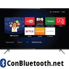 Smart Tv con Bluetooth