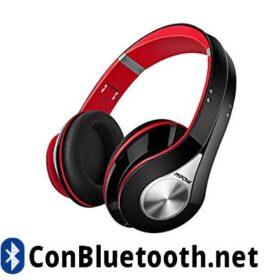 Cascos con Bluetooth
