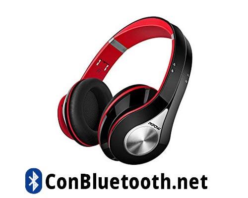 Cascos escuchar música con Bluetooth